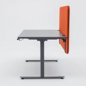 výškovo nastaviteľný stôl