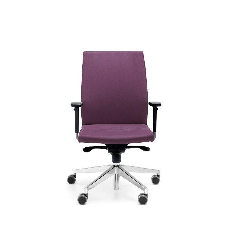Active-manažérska kancelárska otočná stolička