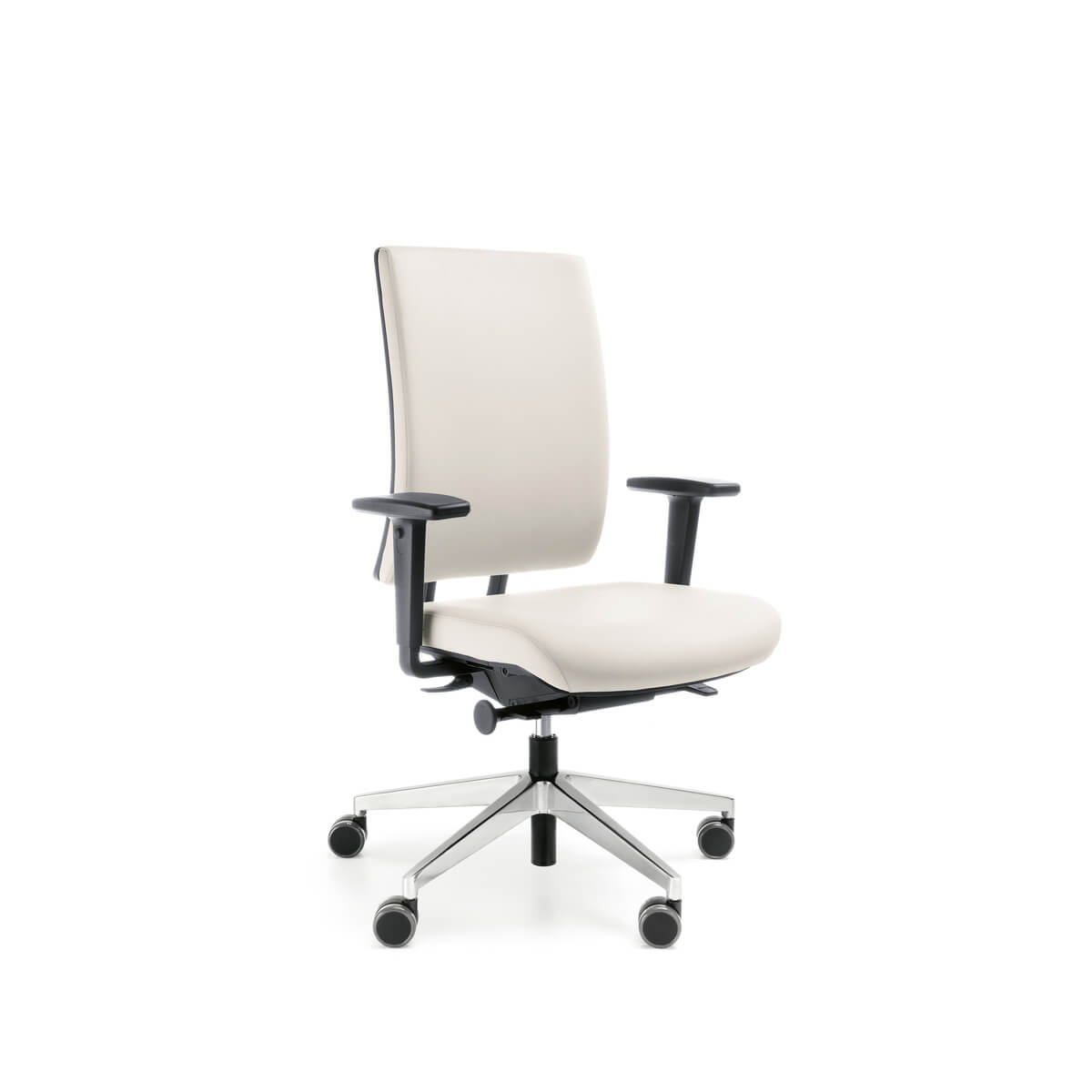 Kancelárska otočná stolička Veris