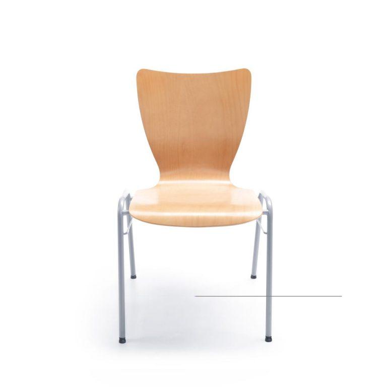 Jedálenska stolička Ligo K11H