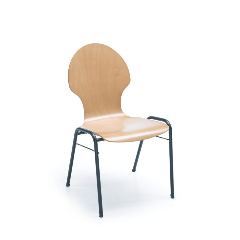 Jedálenska stolička Ligo K12H