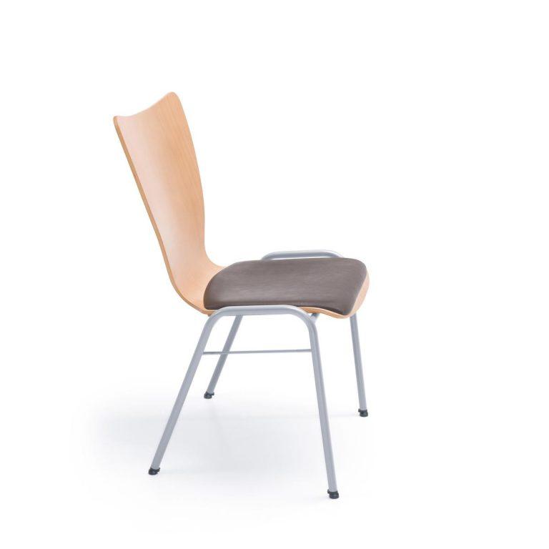 Jedálenska stolička Ligo K21H