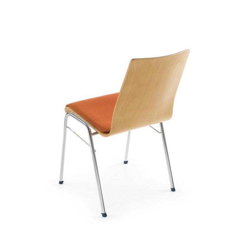 Jedálenska stolička Ligo K23H