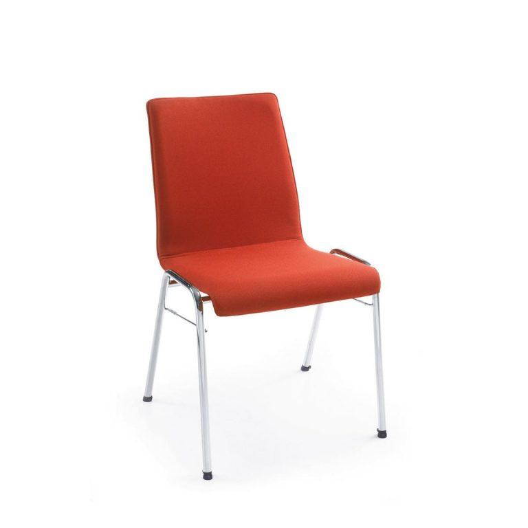 Jedálenska stolička Ligo K43H