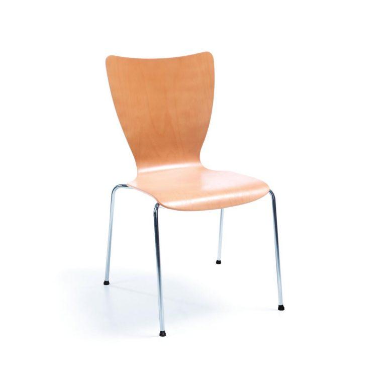 Jedálenska stolička Resso K11H
