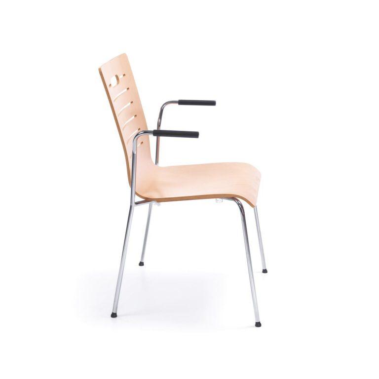 Jedálenska stolička Resso K14H