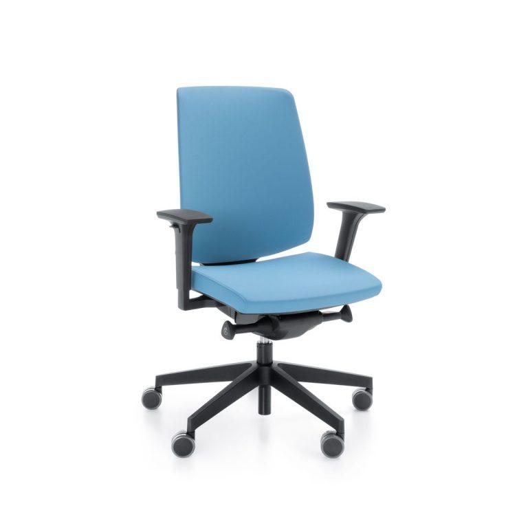 Kancelárska otočná stolička LightUp 230SFL