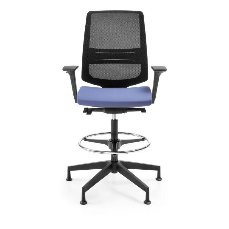 Kancelárska otočná stolička LightUp 350ST