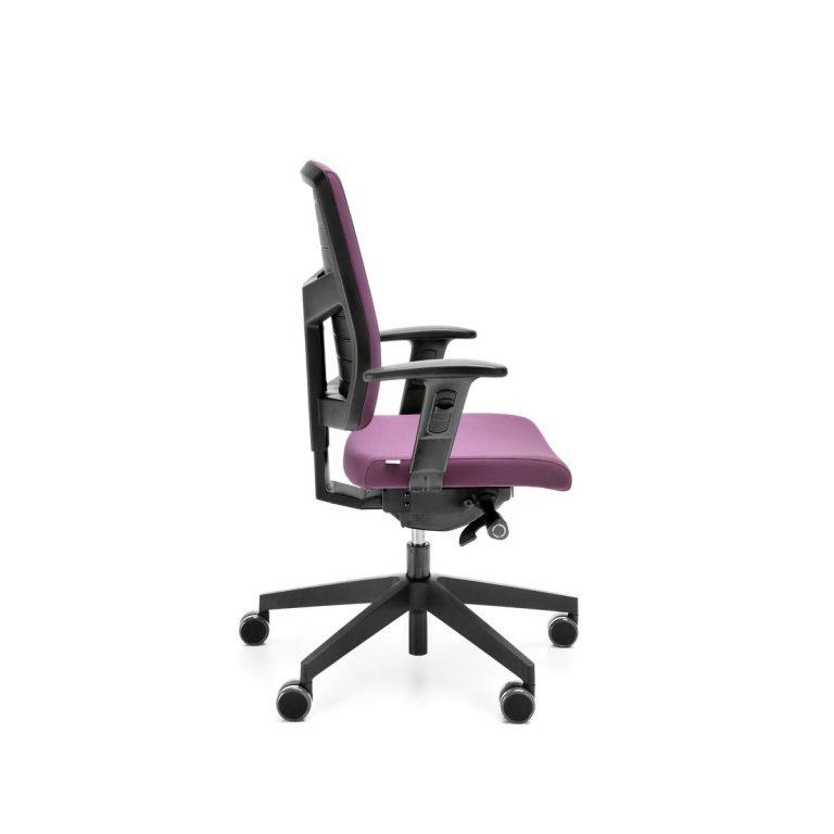 Kancelárska otočná stolička Raya 21SL