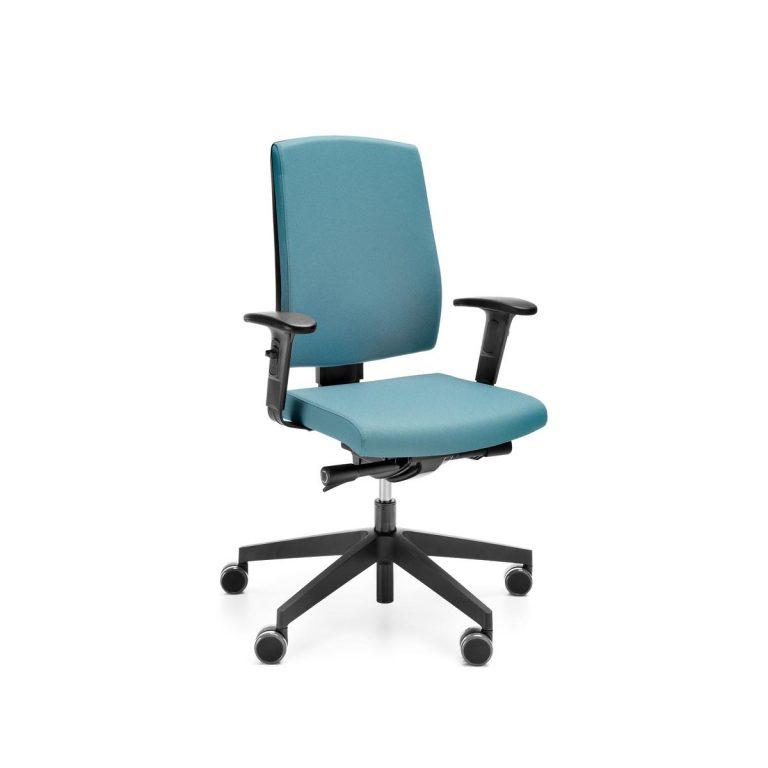 Kancelárska otočná stolička Raya 23SL