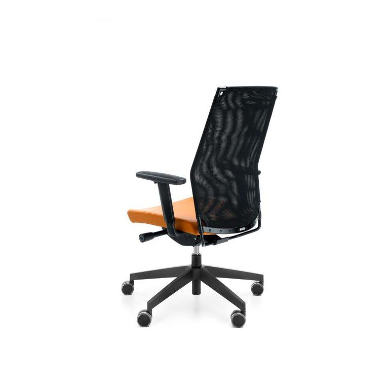 Kancelárska otočná stolička Perfo III