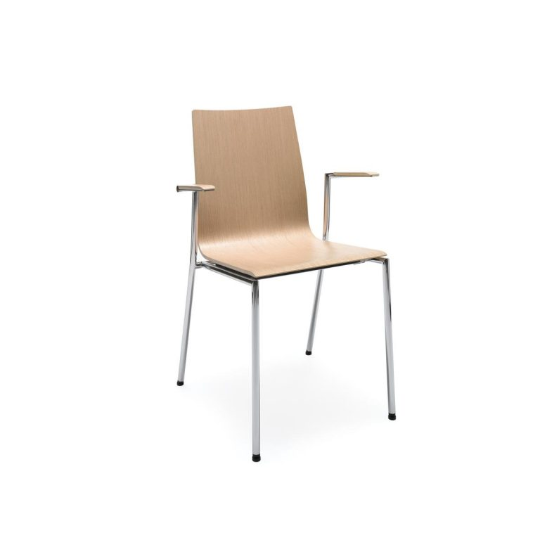 Konferenčná jedálenska stolička Sensi K1H