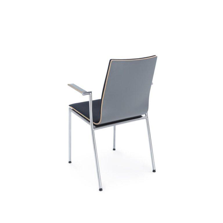 Konferenčná jedálenska stolička Sensi K3H
