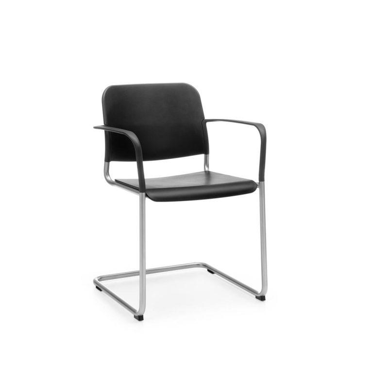 Konferenčná-jedálenska stolička Zoo 522V