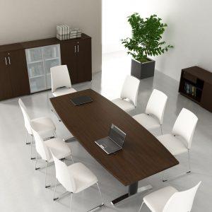 Ergonomic Master-kancelarsky stôl - rokovací stôl