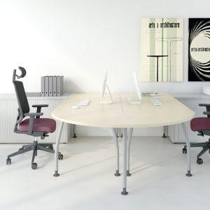 Kancelarske stoly_ALFA-zostava