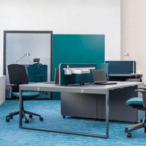 Kancelársky nábytok zostavy - Yan