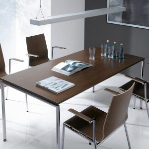 Konferenčná jedálenska stolička Sensi - produktova foto 1