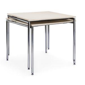 Konferenčný jedálensky stôl Sensi - stohovanie