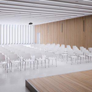 Konferenčná-jedálenska stolička Zoo - produktová foto