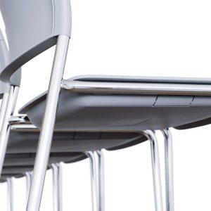 Konferenčná-jedálenska stolička Zoo - detail