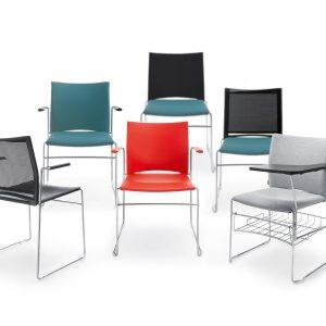 Konferenčná stolička Ariz - produktová foto