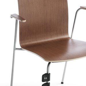 Konferenčná stolička Com - profuktová foto 10