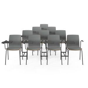 Konferenčná stolička Com - profuktová foto 11