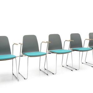 Konferenčná stolička Com - profuktová foto 12