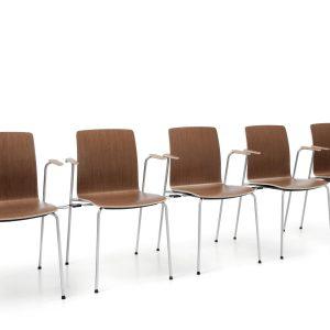 Konferenčná stolička Com - profuktová foto 13