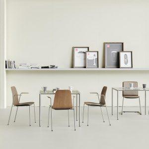 Konferenčná stolička Com - profuktová foto 4