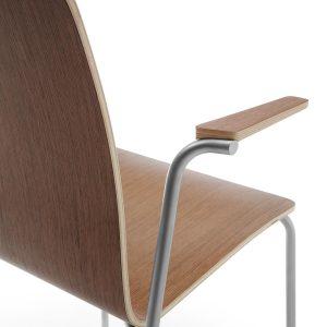 Konferenčná stolička Com - profuktová foto 8