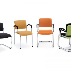 Konferenčná stolička Komo - produktova foto