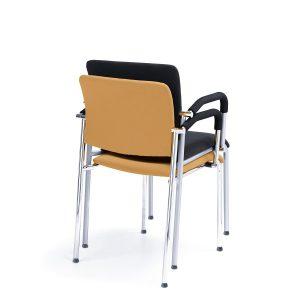 Konferenčná stolička Komo - stohovanie
