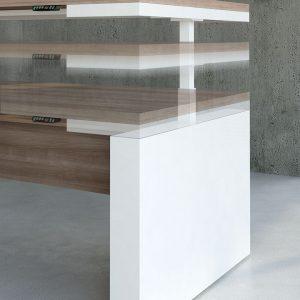 Elektrický výškovo nastaviteľný stôl MITO