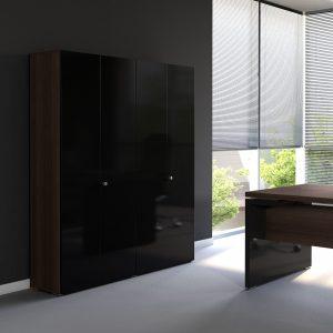 Manažérska zostava skríň z kancelárskeho nábytku MITO