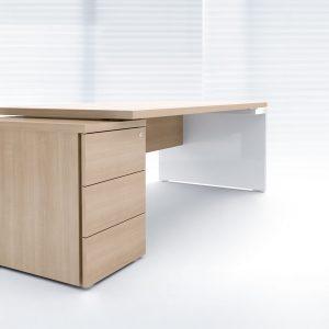 Stôl MITO - prevedenie Platan svetlý