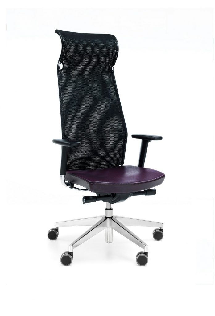 otočné kancelárske stoličky Perfo