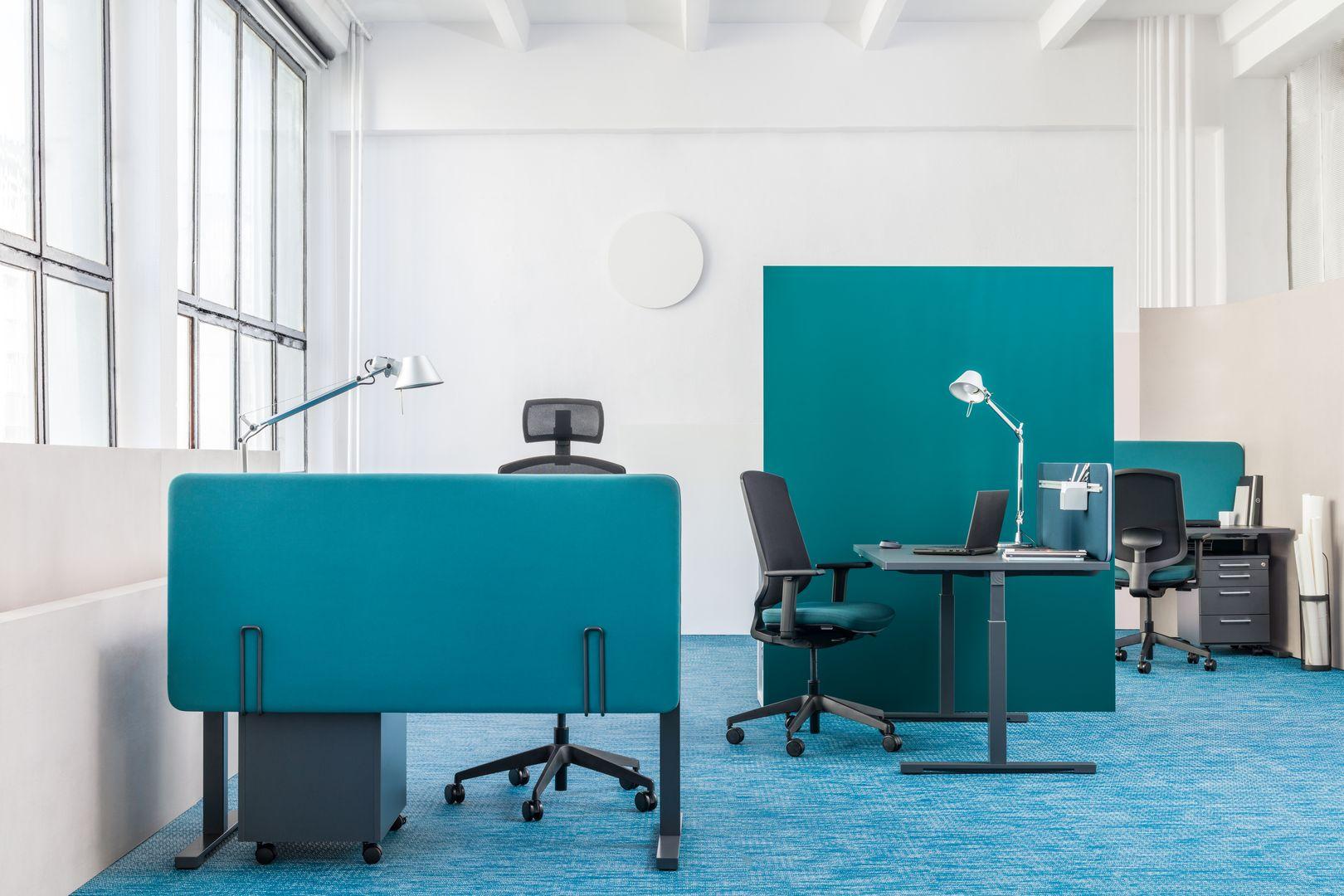 Kancelársky nábytok zostavy - Yan_T