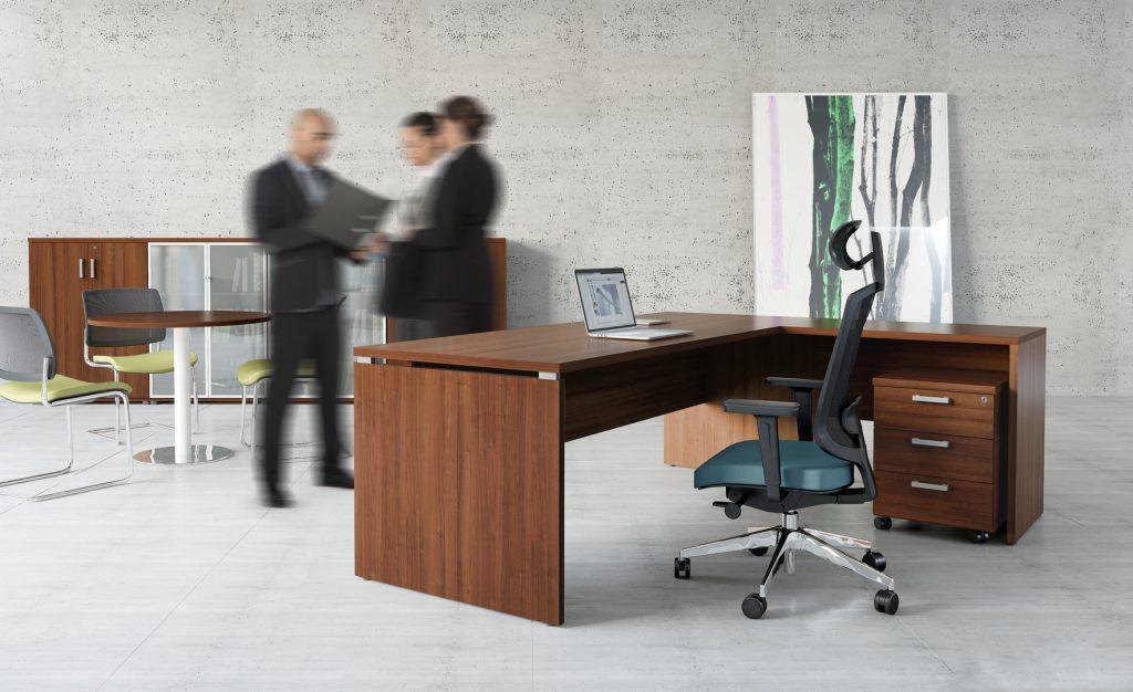 Moderny kancelarsky nabytok Echo